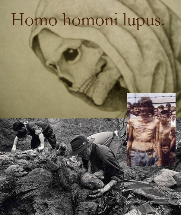 homo homoni lupus
