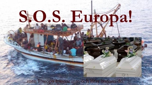 flykting båt
