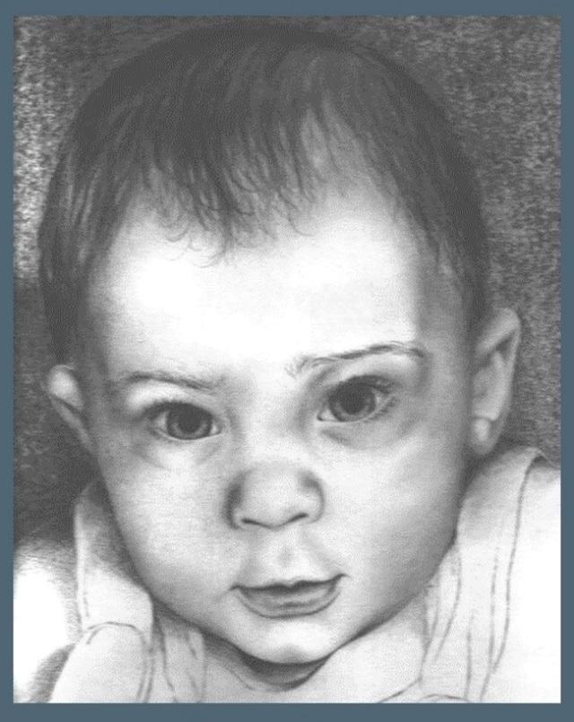 Henrik som barn